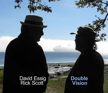 Double Vision by David Essig and Rick Scott